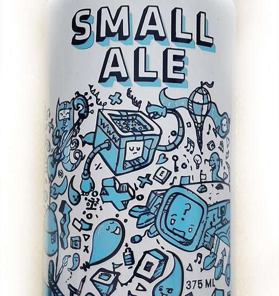 colonial brewing company beer small ale collab